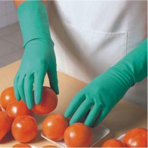 Unlined Unsupported Nitrile Glove - Satin Nitrile RNU 11/RNU 15